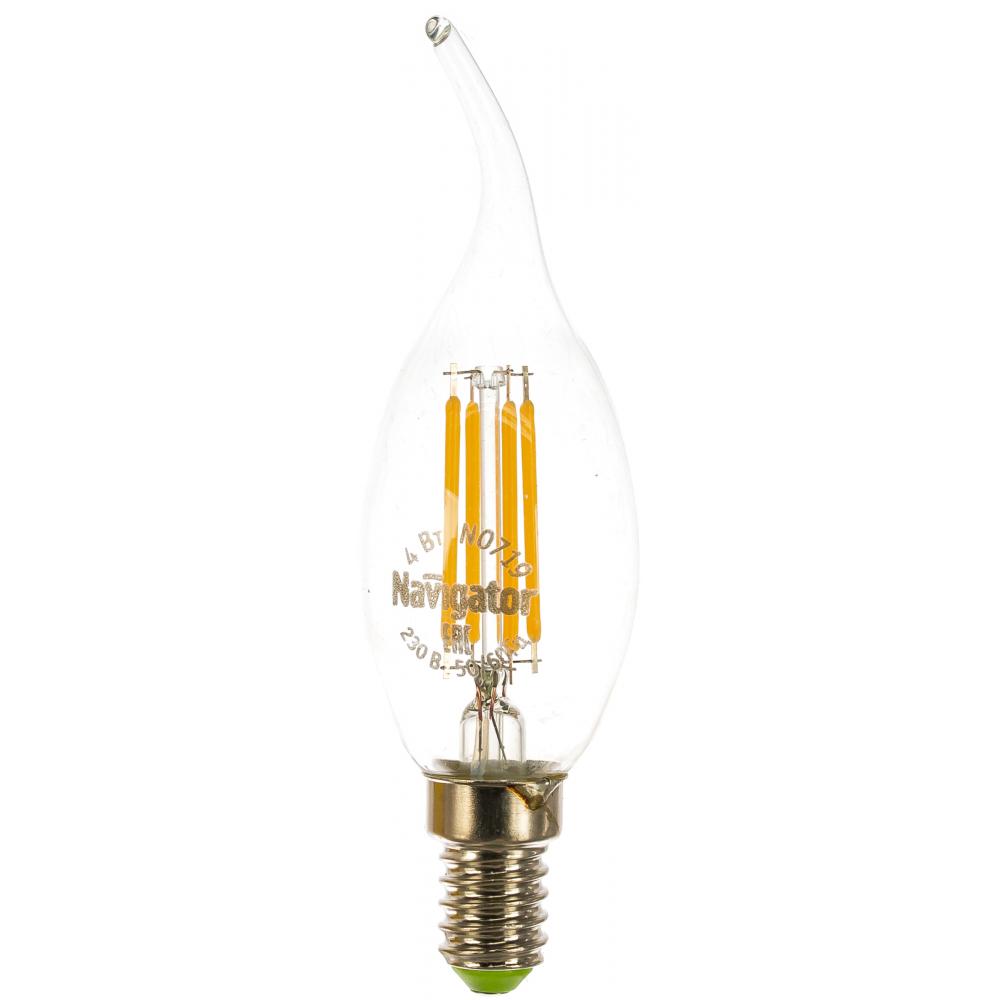 Лампа navigator nll-f-fc35-4-230-2.7k-e14 71308