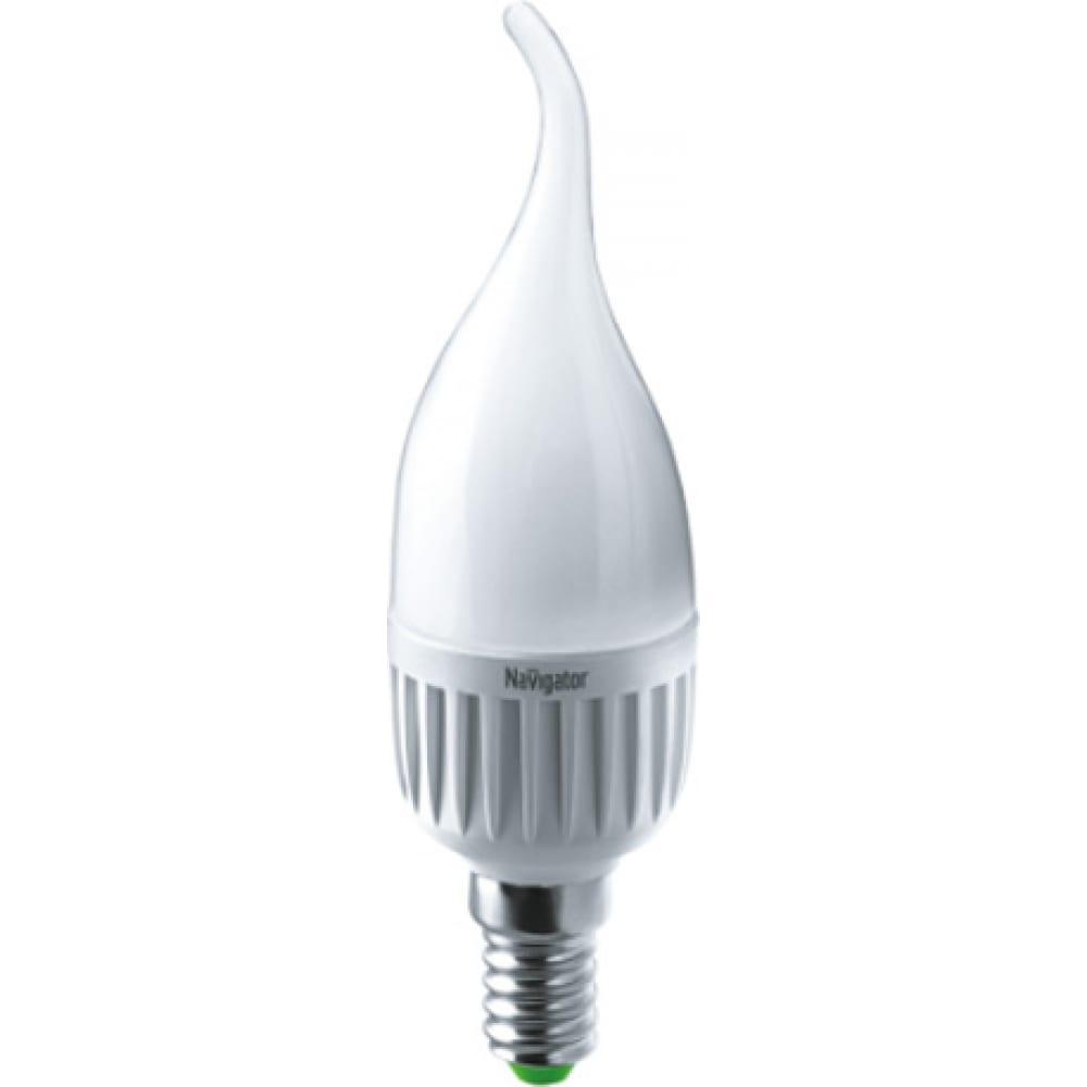 Лампа navigator nll-fc37-7-230-4k-e14-fr 61027