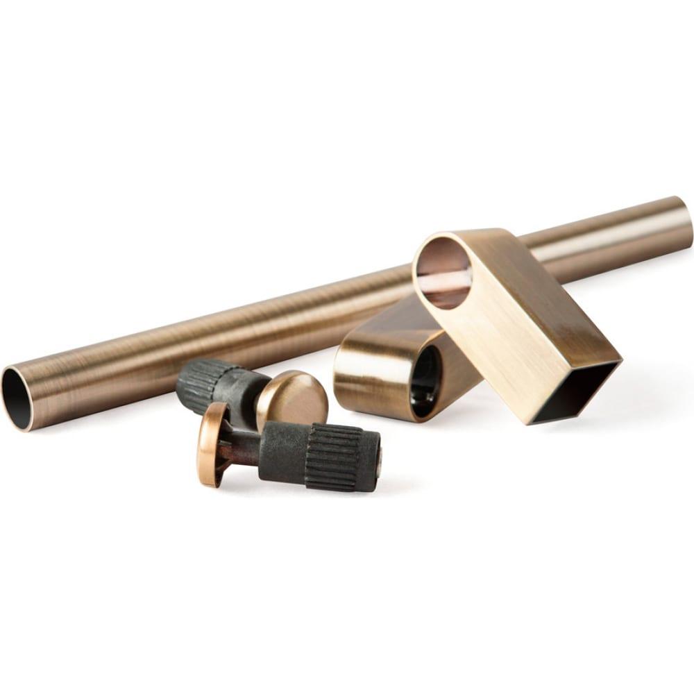 Купить Комплект рейлинга lemax модерн, античная бронза set-600 ab