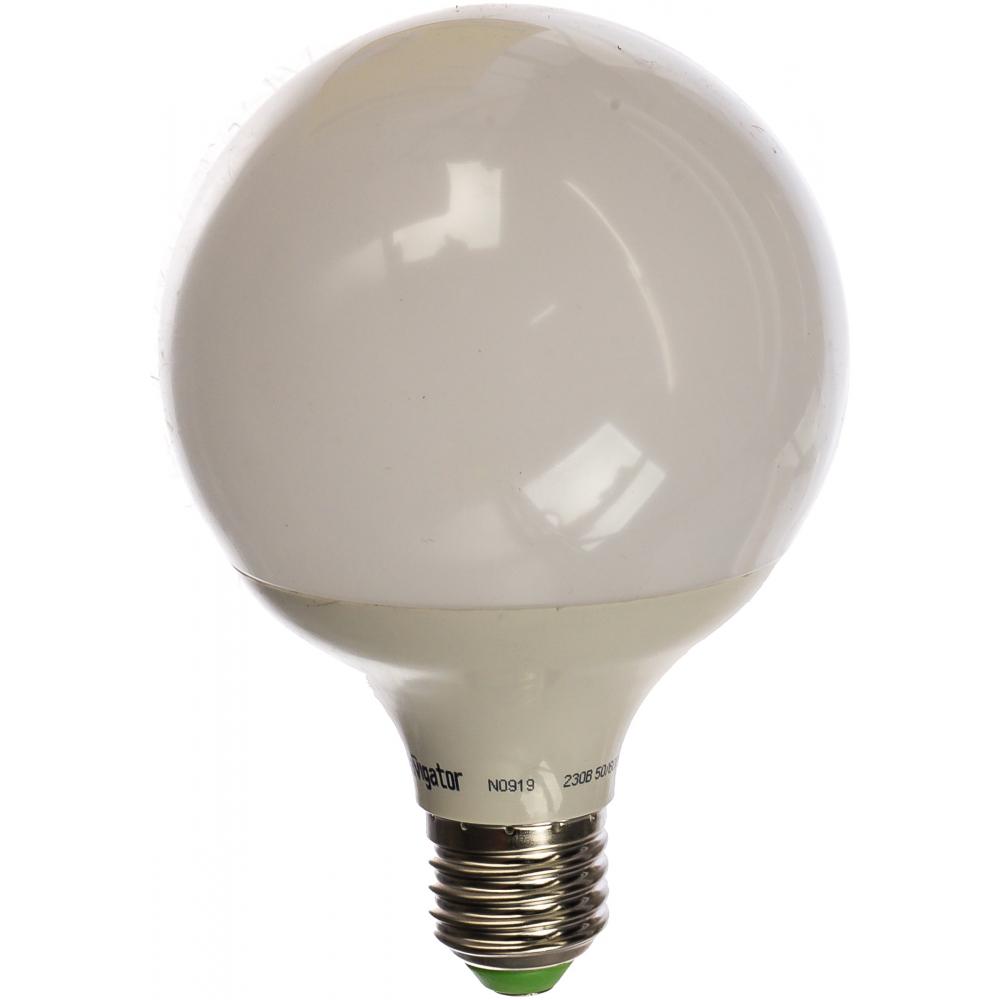 Лампа navigator nll-g95-12-230-4k-e27 61279