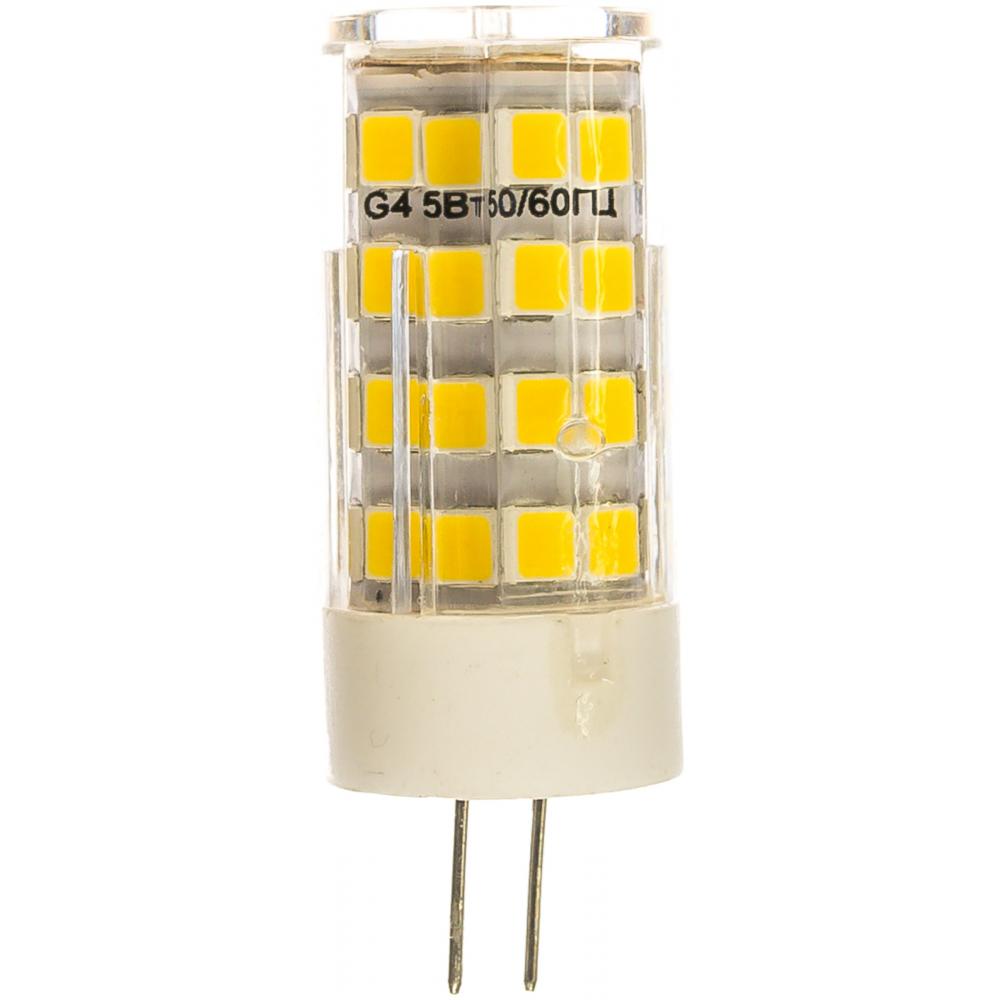 Лампа navigator nll-p-g4-5-230-4k 61484
