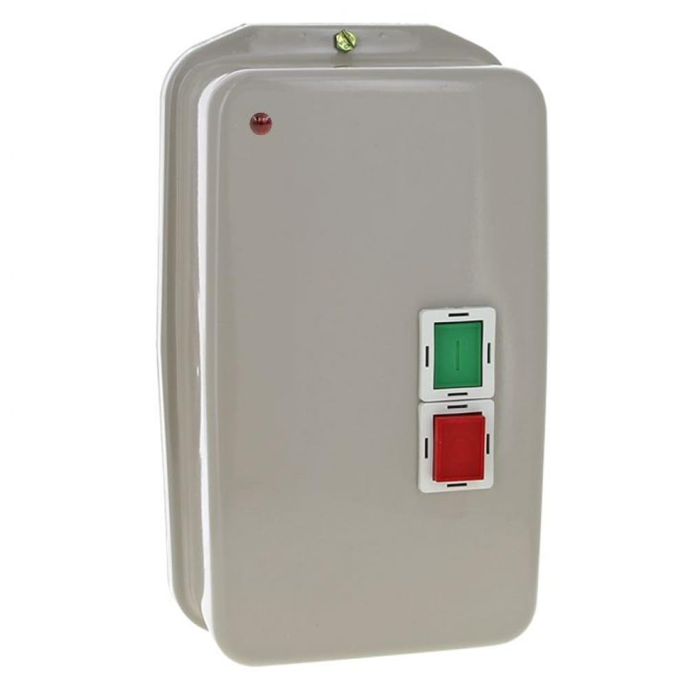 Купить Пускатель ekf кмэ, в корпусе, ip65, 80а, 400в, с ртэ и индикатором, proxima sq ctrp-r-80-400v-led