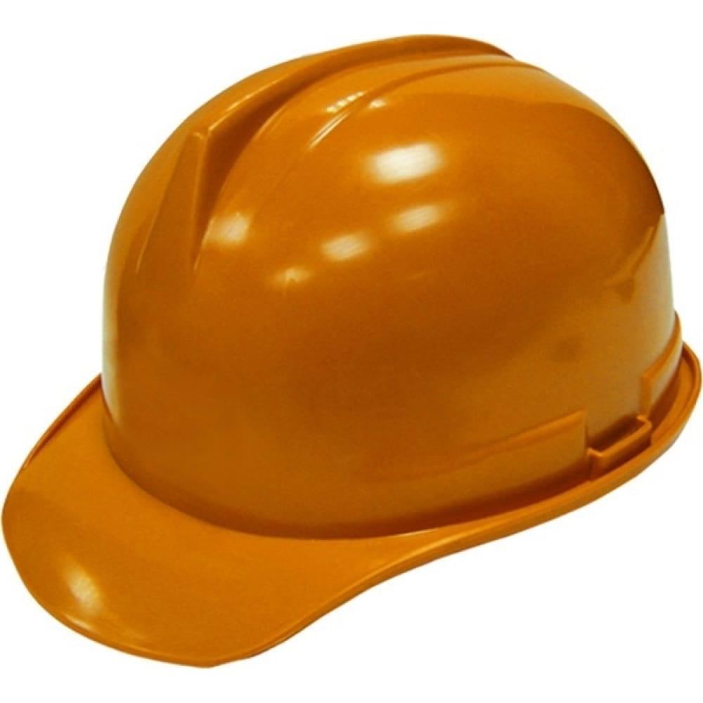 Купить Строительная каска biber с храповым механизмом оранжевая тов-184542