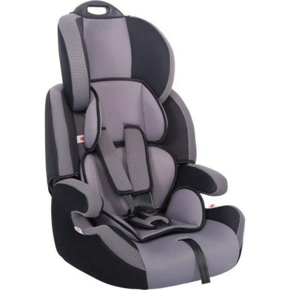 Купить Удерживающее устройство для детей siger стар sg517 серый, гр. i/ii/iii, 9-36 кг, 1-12 лет kres3009