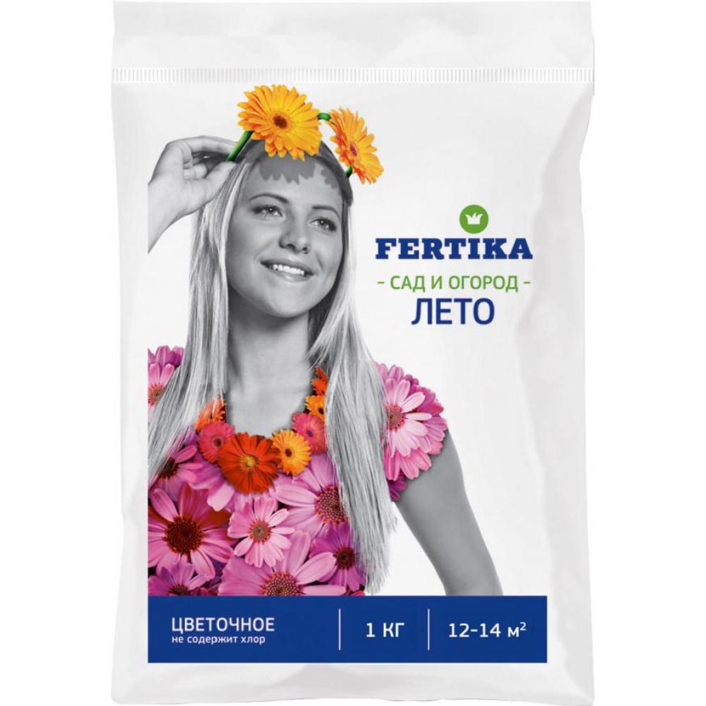 Цветочное удобрение fertika 1 кг 4620005610941