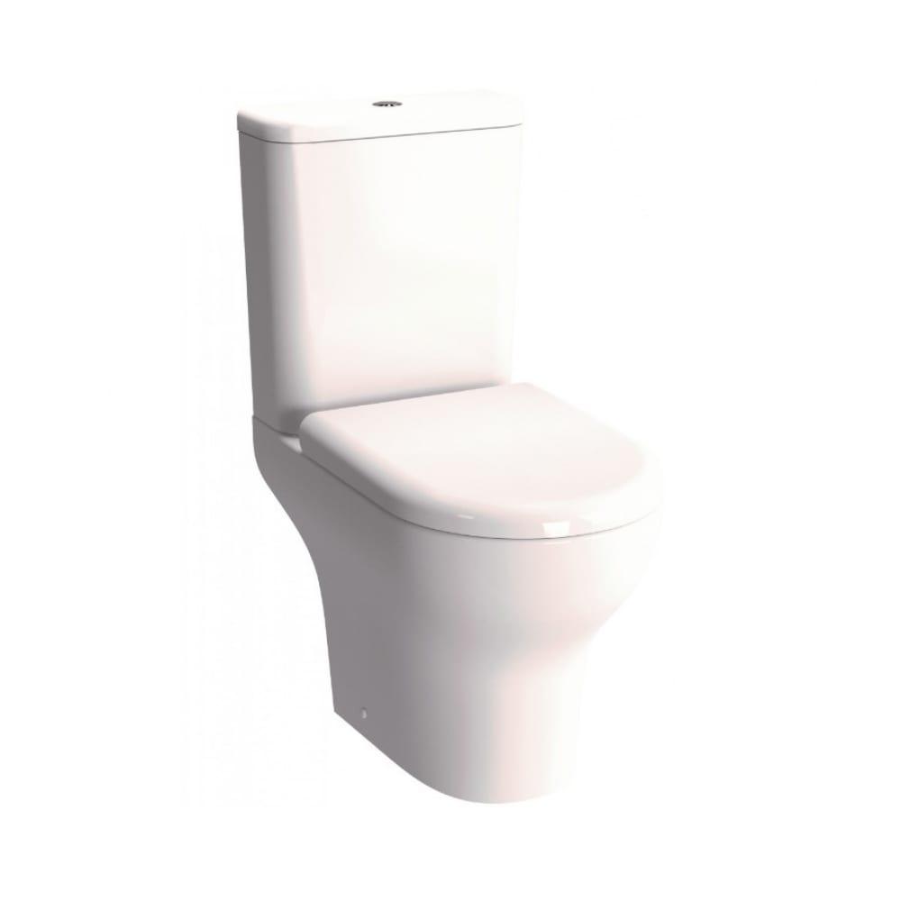 Купить Унитаз vitra open-back 60 см с сиденьем микролифт, механизм смыва geberit 9012b003-7204