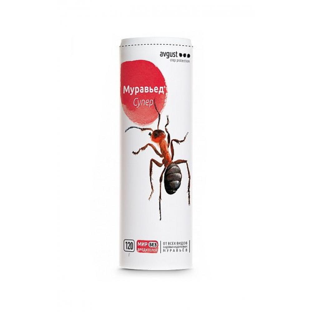 Купить Гранулы против садовых и домовых муравьев avgust муравьед супер 120 г a00469