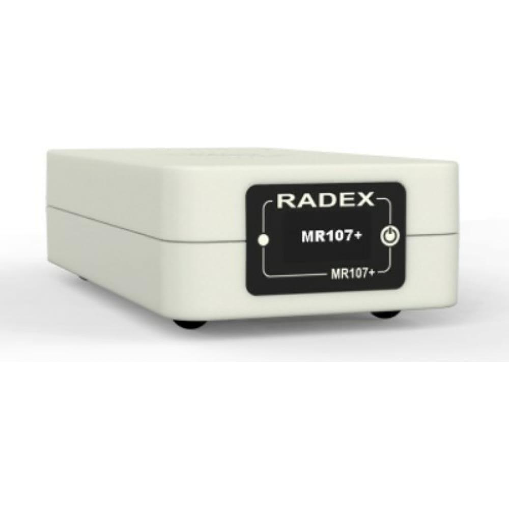 Детектор-индикатор радона radex mr107+