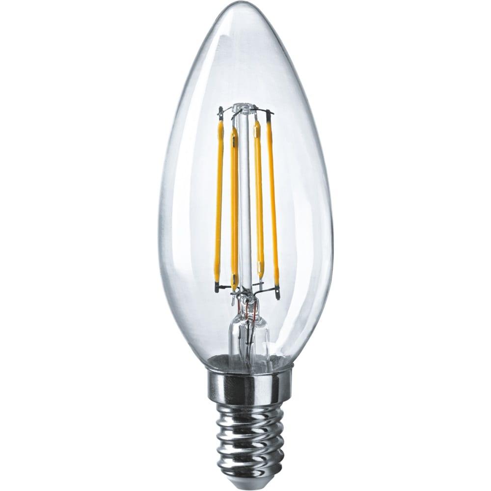 Лампа navigator, nll-f-c35-4-230-2.7k-e14 71307