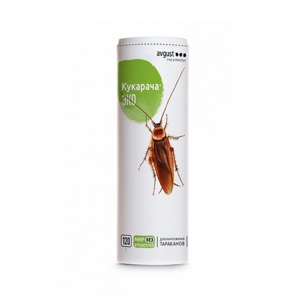 Купить Экологичное средство для уничтожения всех видов тараканов avgust кукарача эко 120 г 42000450
