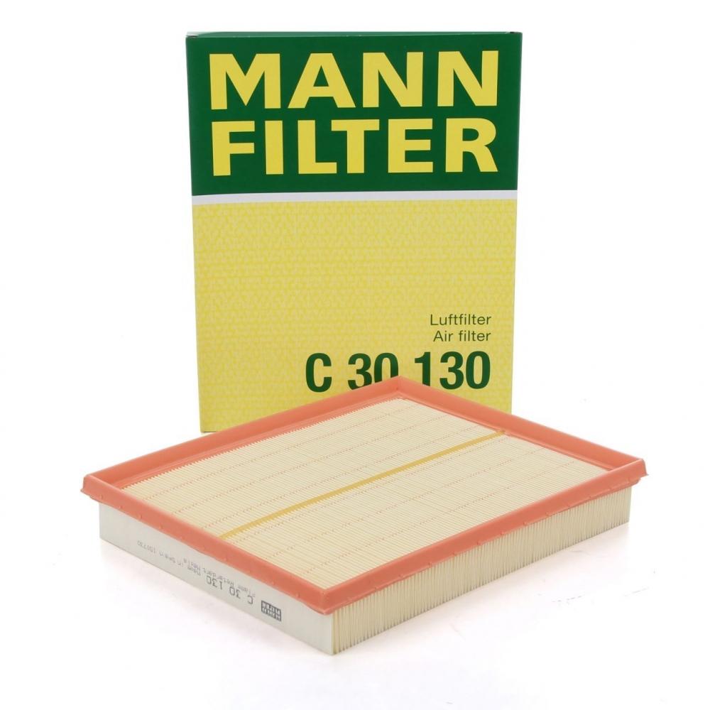Фильтр воздушный opel astra g,zafira 1.2-2.0l mann-filter c30130