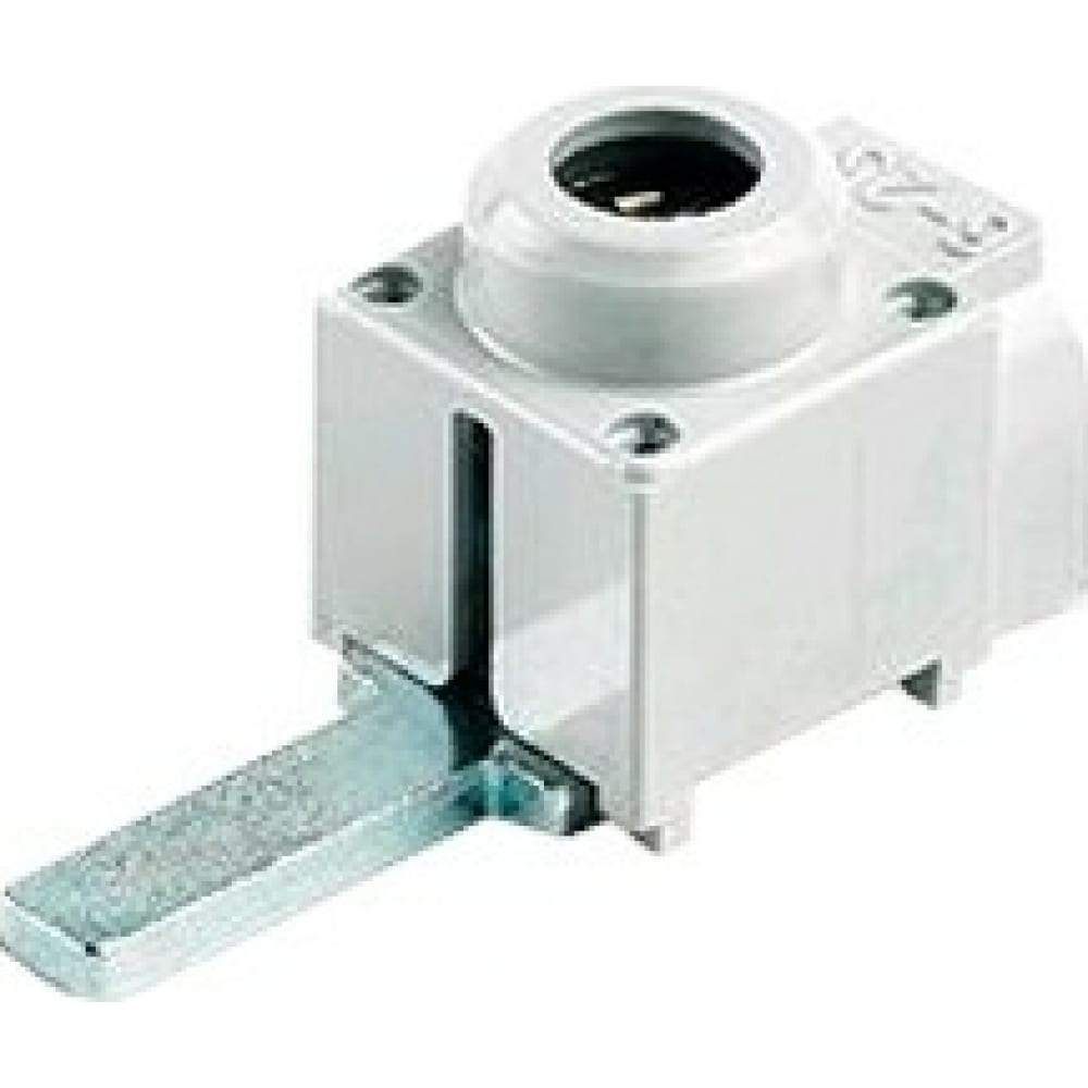 Зажим под проводник ekf для совместного подключения с шиной proxima pin 20 штук/упаковка sqck-f-r