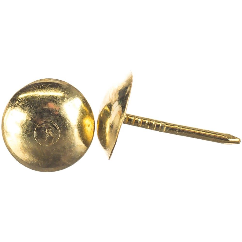 Купить Декоративные гвозди element 9, 5мм латунь 100 шт 021120