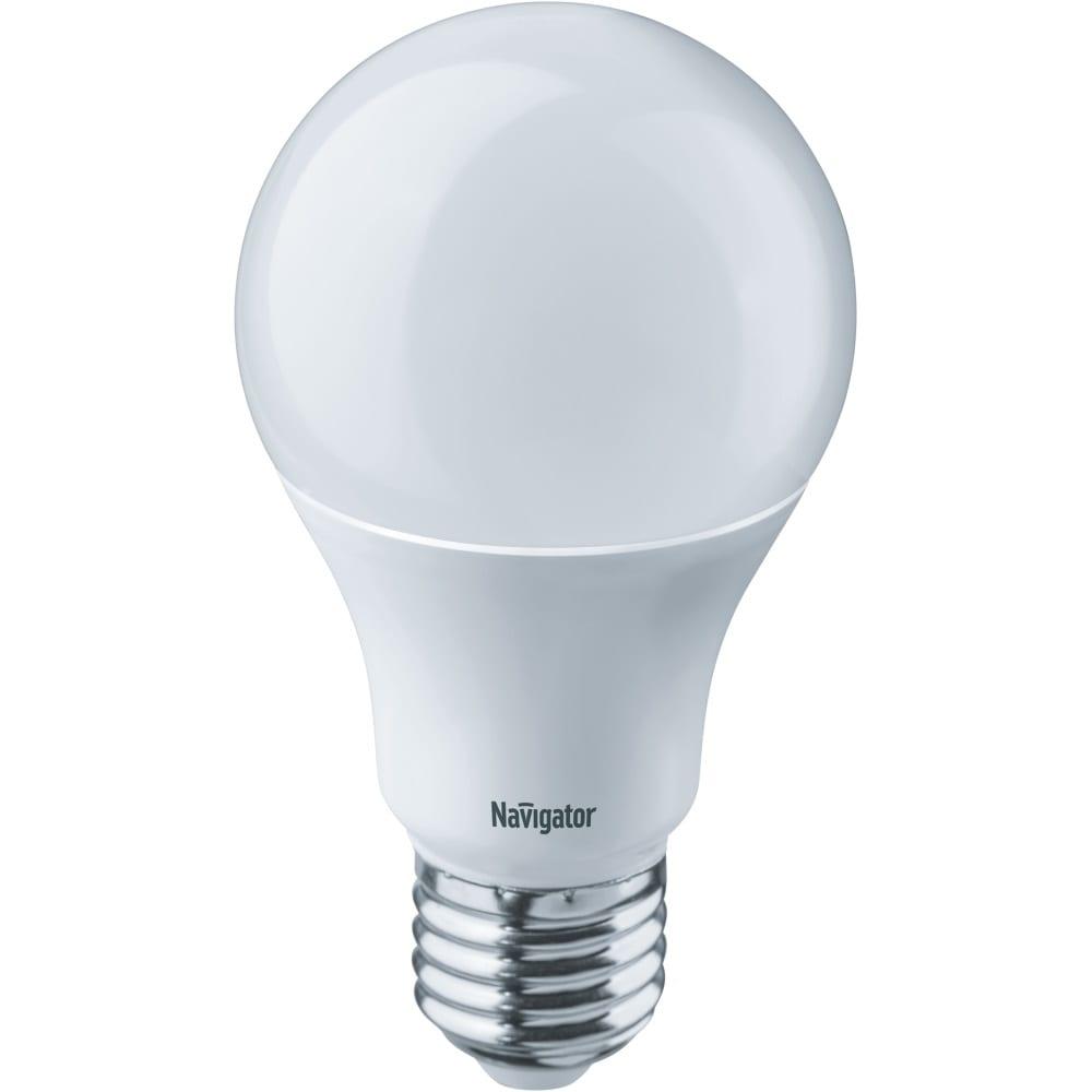 Лампа navigator nll-a60-10-230-4k-e27-dimm 14123