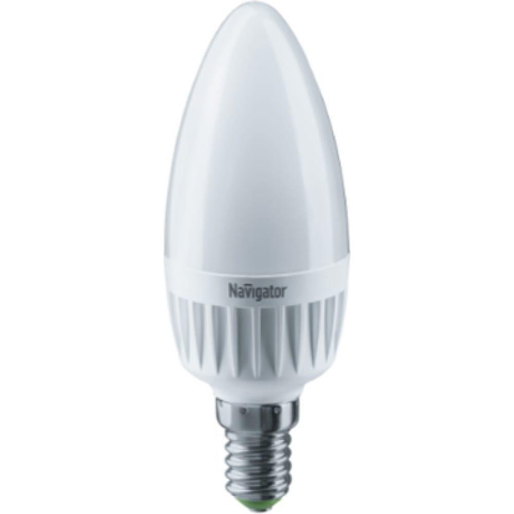 Лампа navigator nll-c37-7-230-6.5k-e14-fr 61240