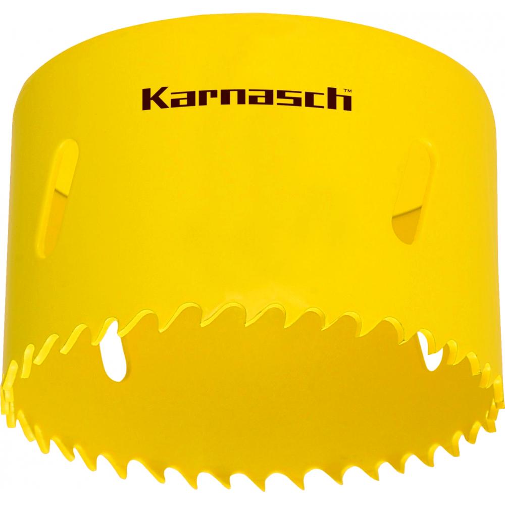 Купить Коронка биметаллическая bi-metall (92х38 мм) karnasch 20.1500-092