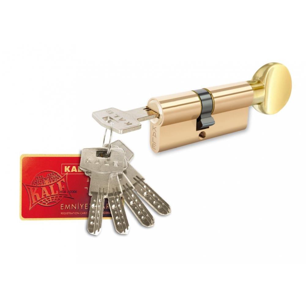 Купить Цилиндровый механизм kale kilit 164bme-70-30+10+30-m-g-5key-stb 164bme00086