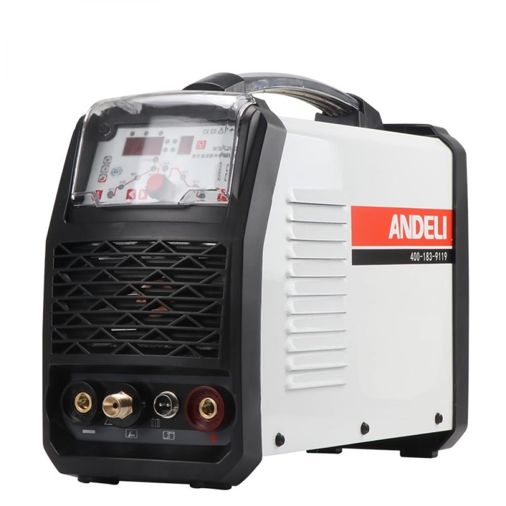 Купить Сварочный аппарат andeli tig-250gp adl20-104