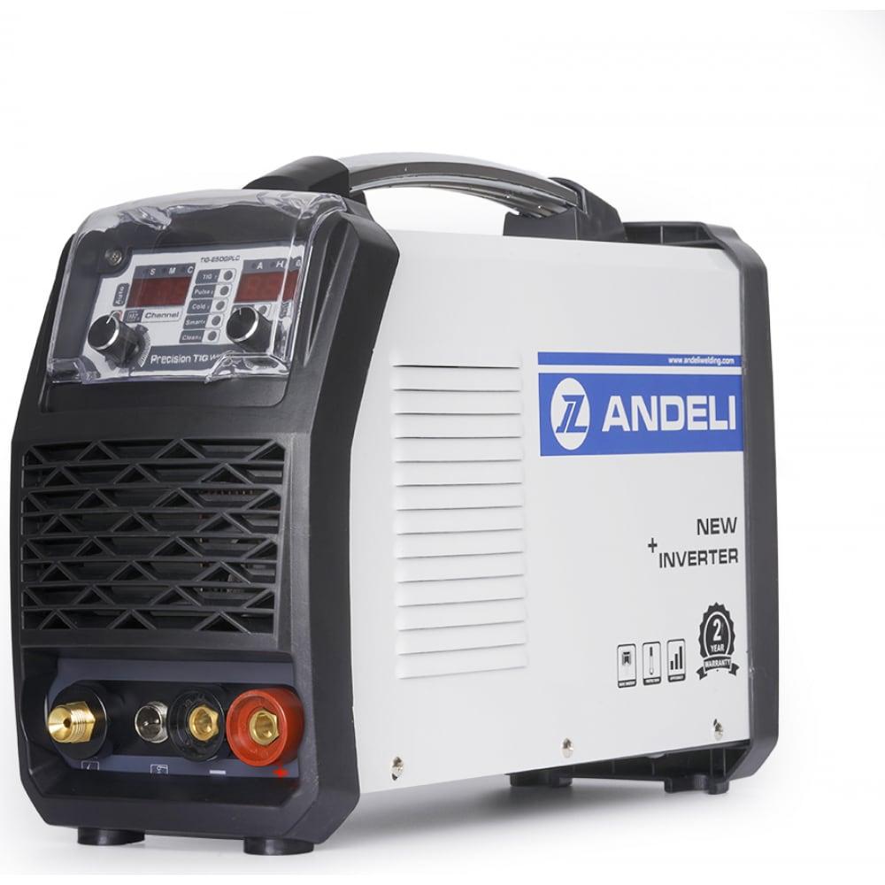 Купить Сварочный аппарат andeli tig-250gplc adl20-103
