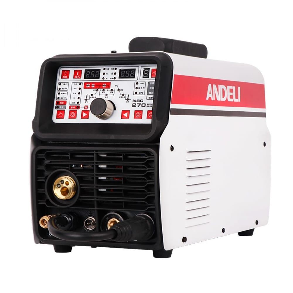 Сварочный аппарат andeli mig-270tpl adl20-210  - купить со скидкой