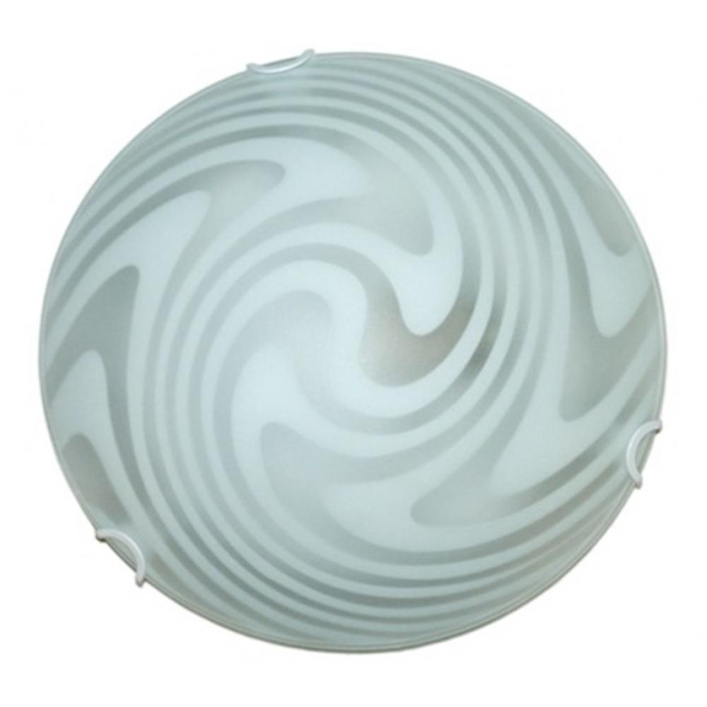 Купить Настенно-потолочный светильник электроприбор луна ф40 диона молир прозрачный 3х60 1321-7501-00