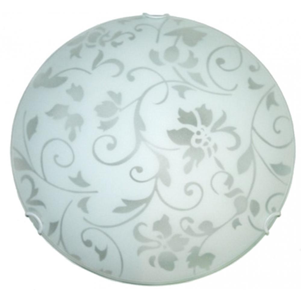 Купить Настенно-потолочный светильник электроприбор луна ф40 эрика молир прозрачный 3х60 1321-7101-00