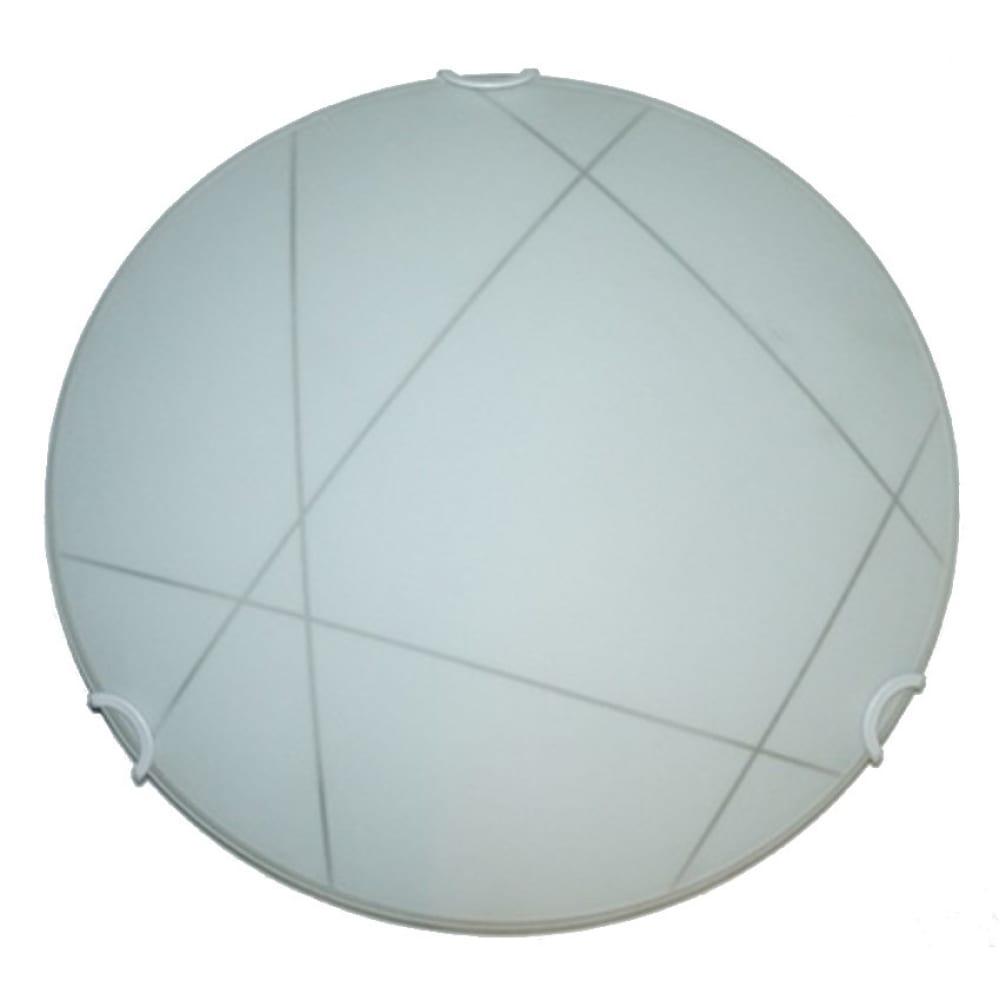 Купить Настенно-потолочный светильник электроприбор луна ф25 контур молир прозрачный 1121-5101-00