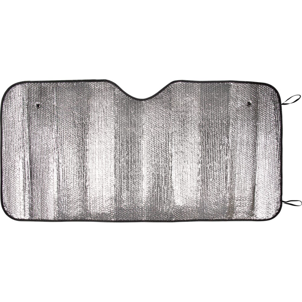 Солнцезащитная шторка на лобовое стекло kraft 145х70