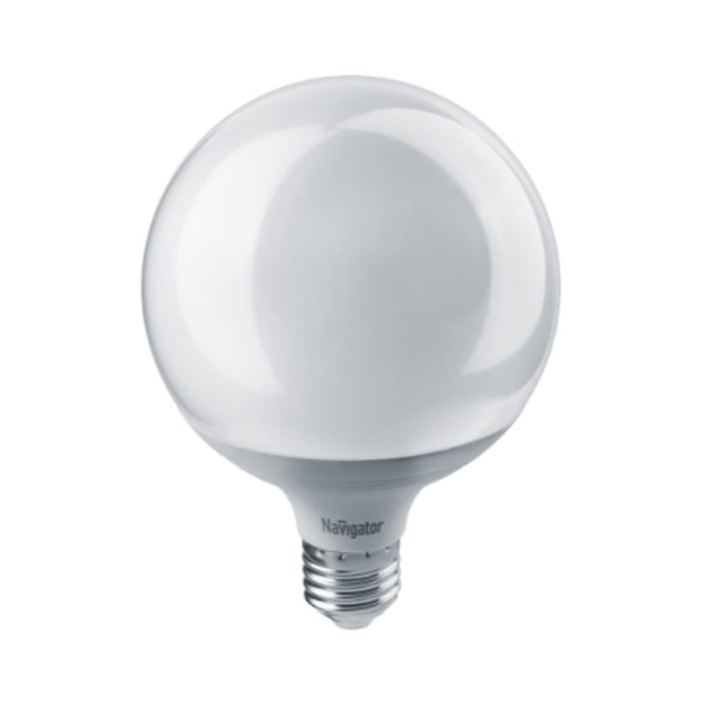 Лампа navigator nll-g120-18-230-2.7k-e27 14164