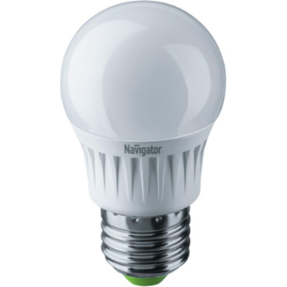 Лампа navigator nll-g45-7-230-2.7k-e27-dimm 94377