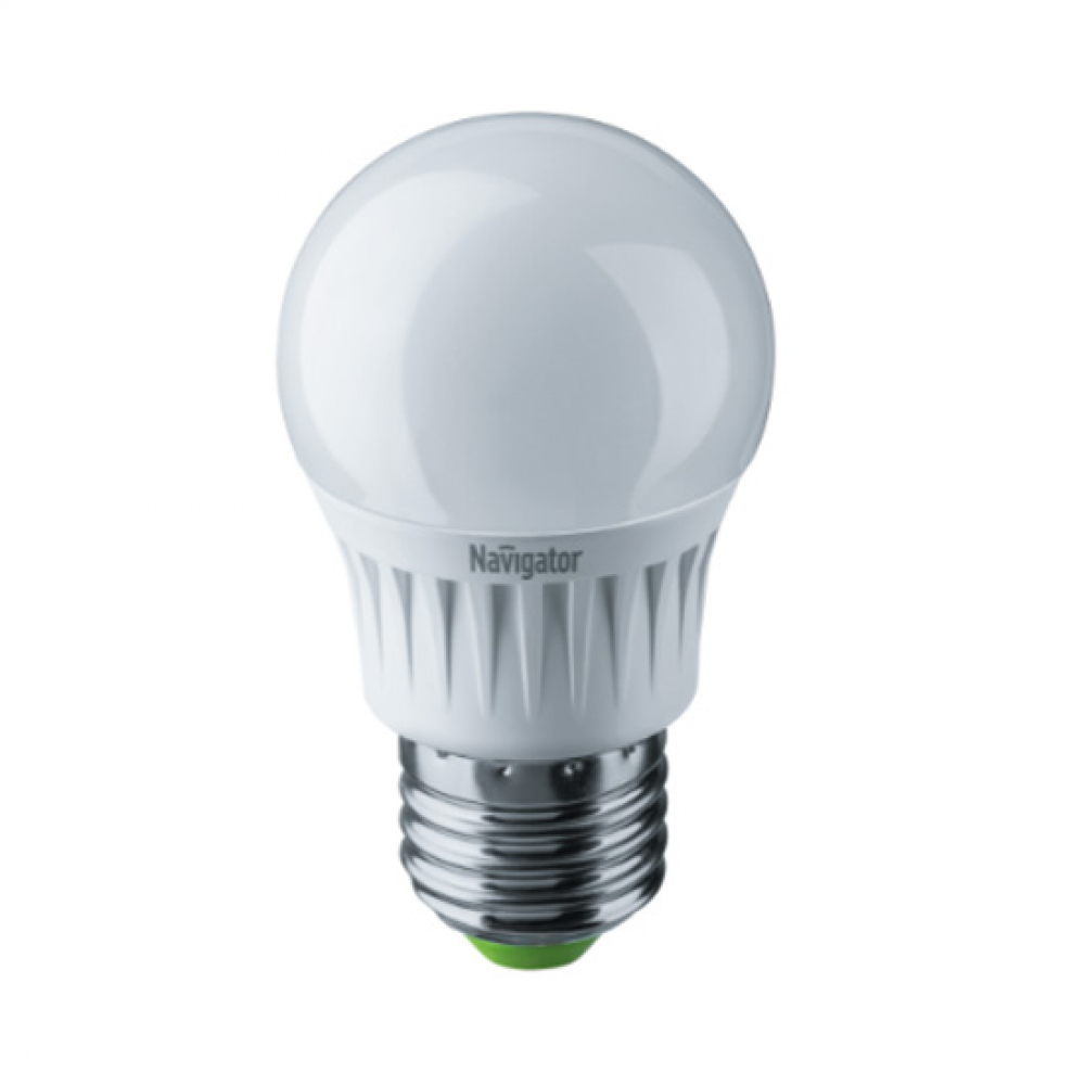 Лампа navigator nll-g45-7-230-4k-e27-dimm 61381