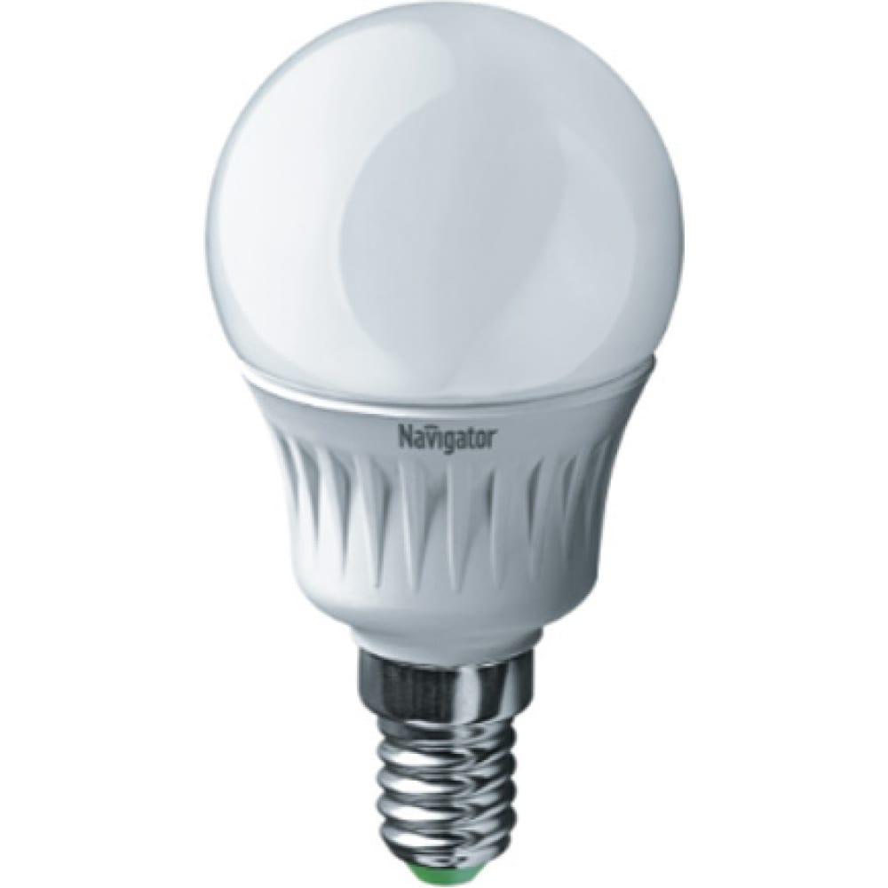 Лампа navigator nll-p-g45-5-230-2.7k-e14 94476