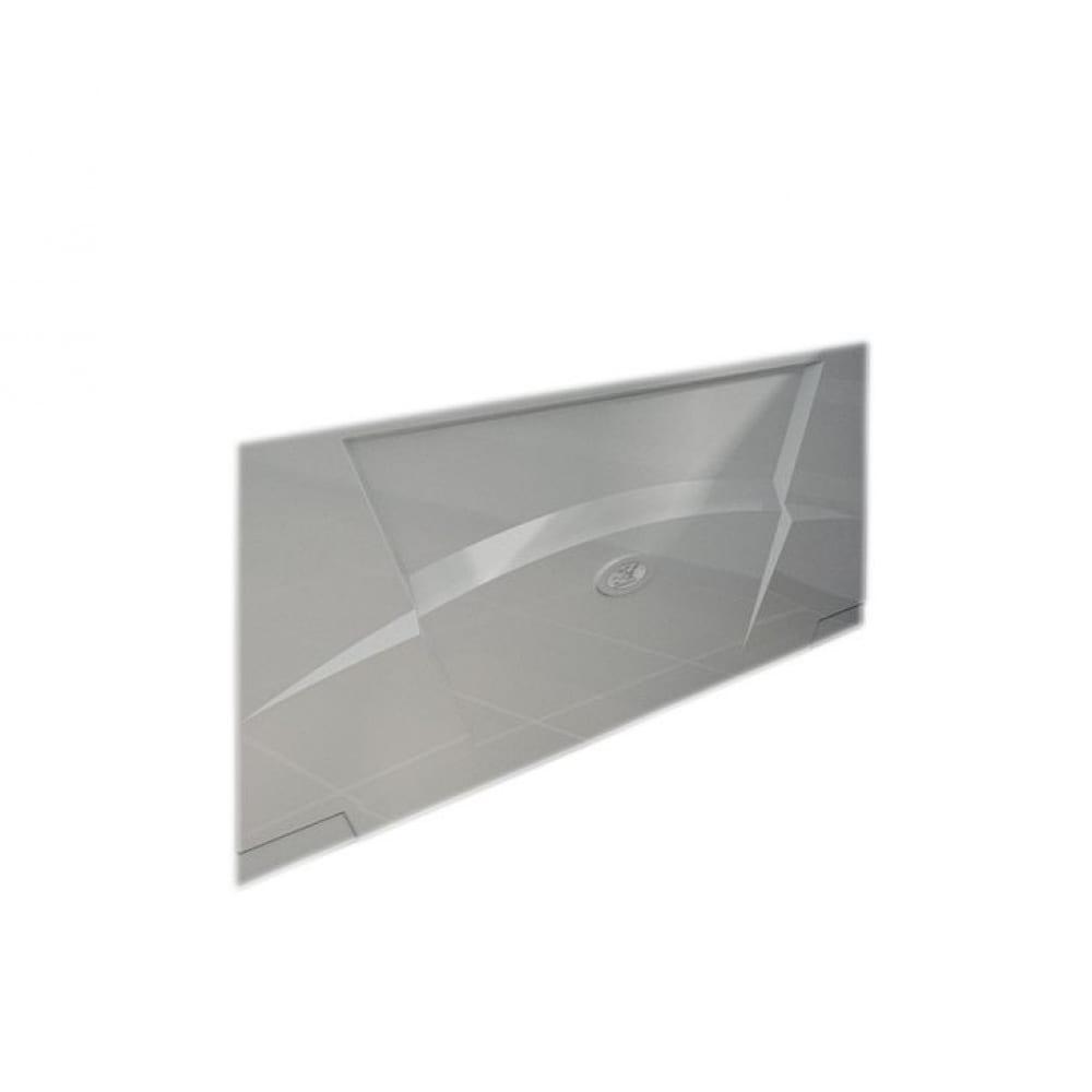 Фронтальная панель радомир скандинавского вида с креплением к ванне фелиция 160х75 2-21-0-0-9-204