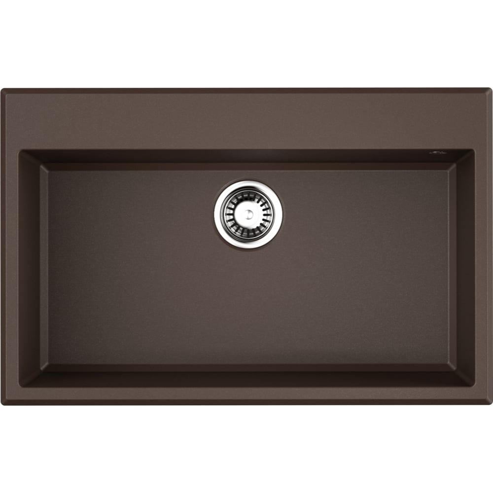 Купить Мойка omoikiri tedori 79-dc tetogranit/темный шоколад new 4993952