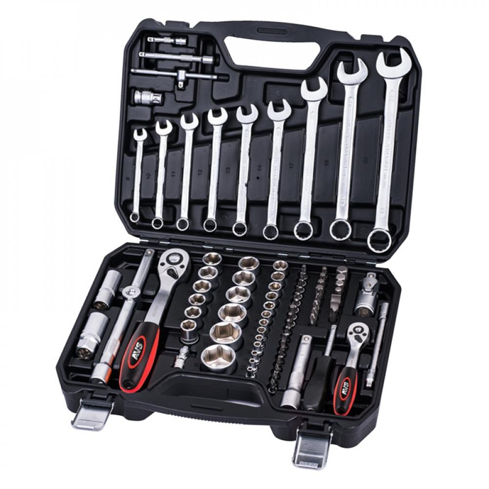 Купить Набор инструмента avs 82 предмета ats-82 a07823s
