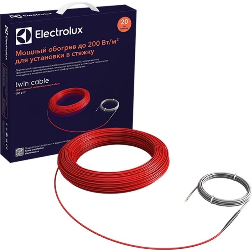 Купить Комплект теплого пола electrolux кабель etc 2-17-2000 нс-1073707