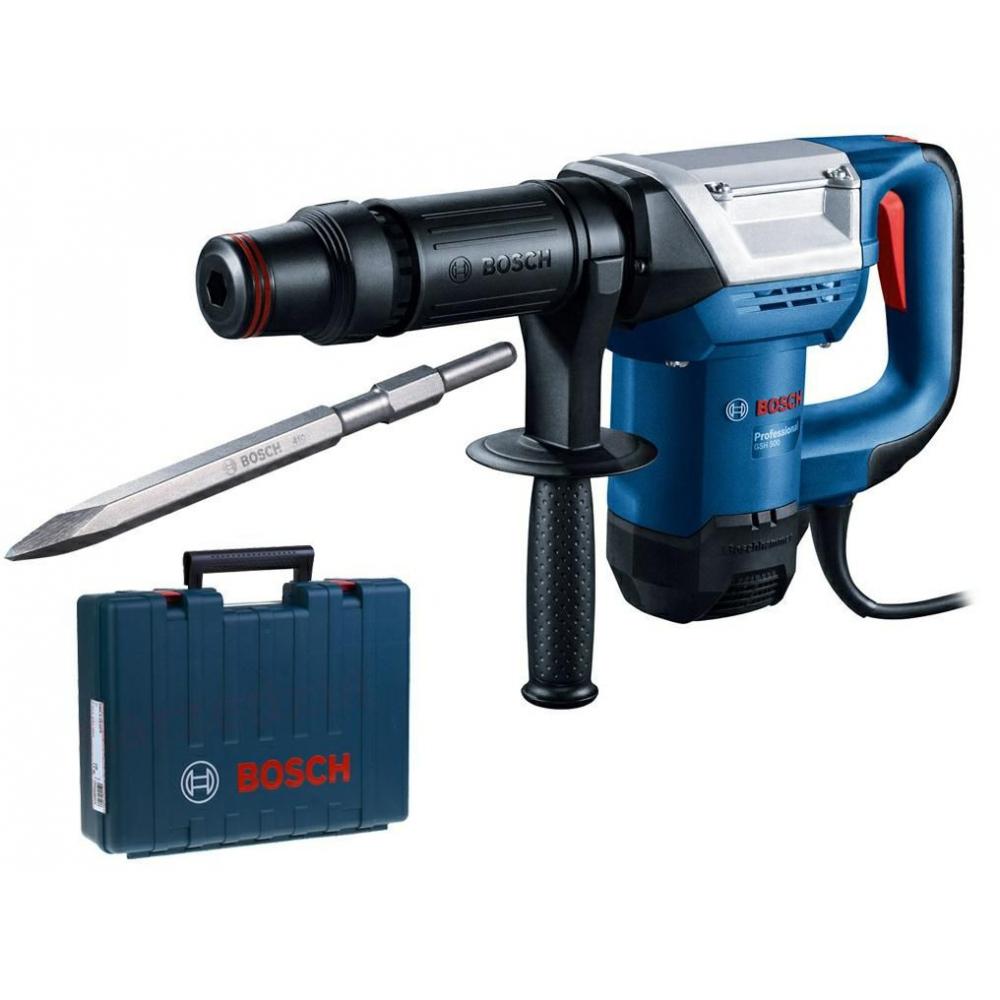 Отбойный молоток bosch gsh 500 professional sds max 0611338720