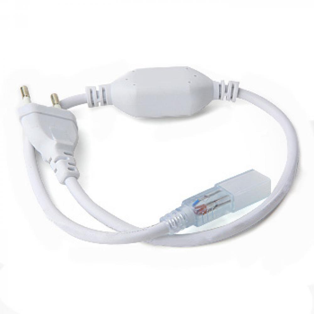 Купить Шнур питания с вилкой general lighting systems g-5050-p-ip67 для ленты 5050 и 5730 5216