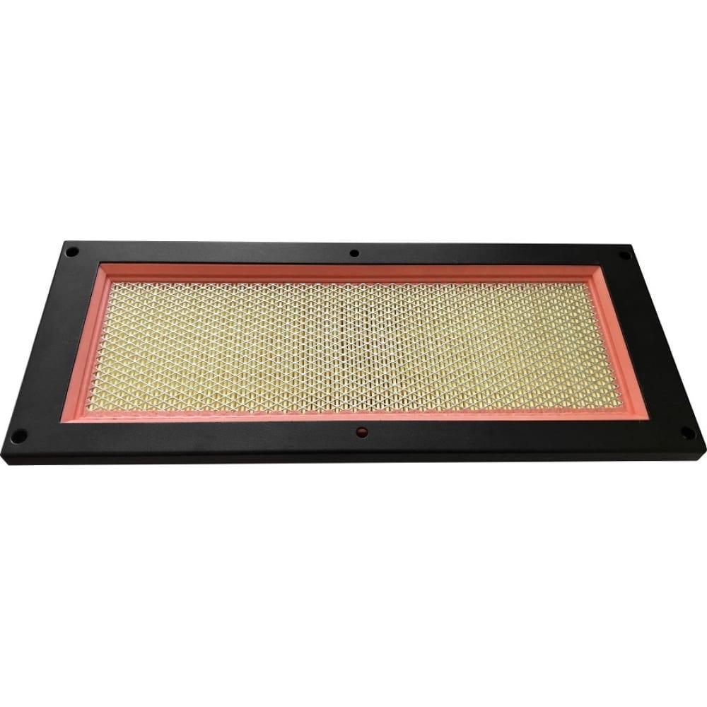 Купить Фильтр цмо rem, 170х424х34 мм, для шкафов, elbox, цвет чёрный r-fan-f-ip55-9005