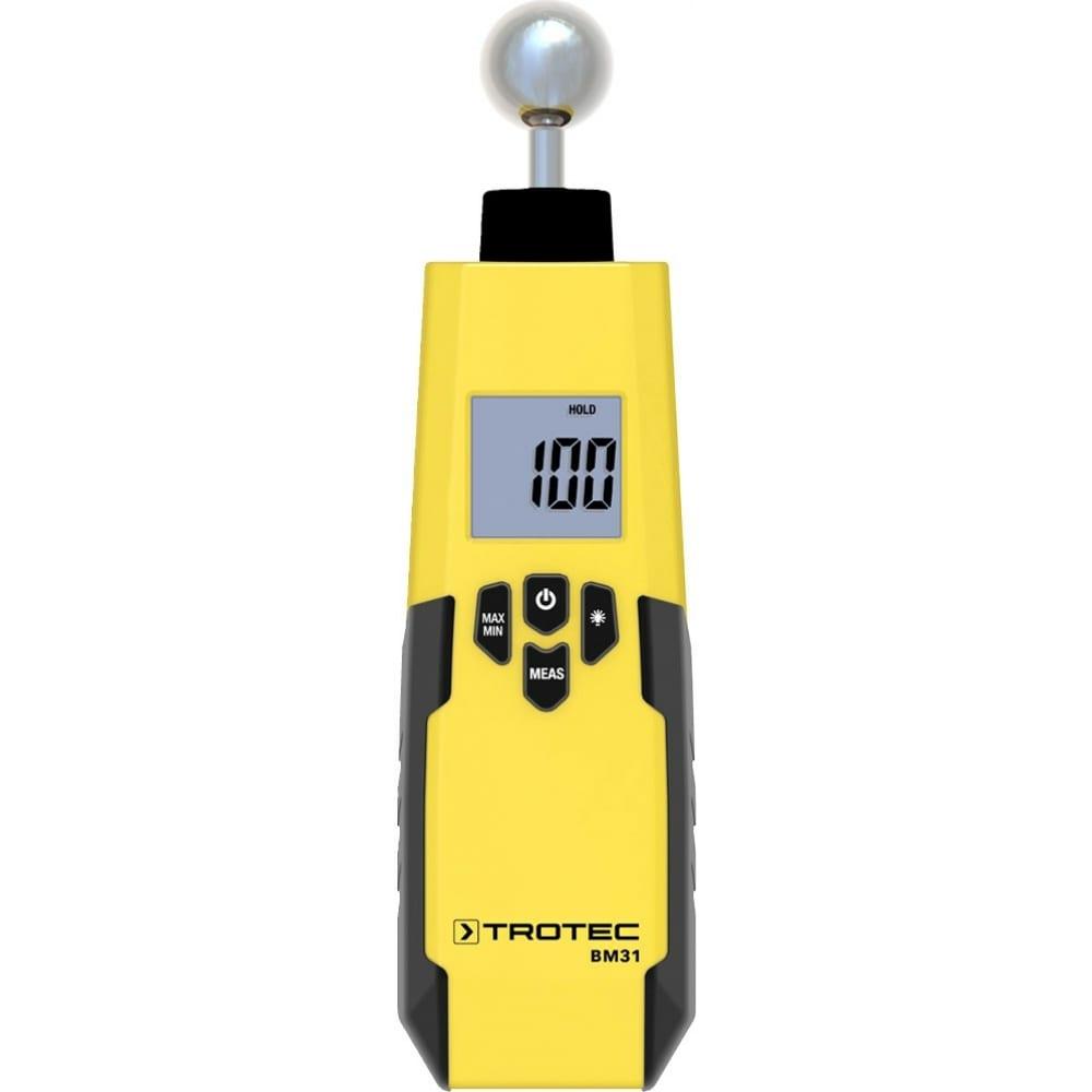 Измеритель влажности материалла trotec bm31 3510205031