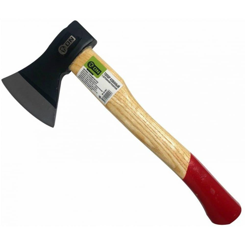 Купить Кованый топор с деревянной рукояткой on 1000г 06-03-003