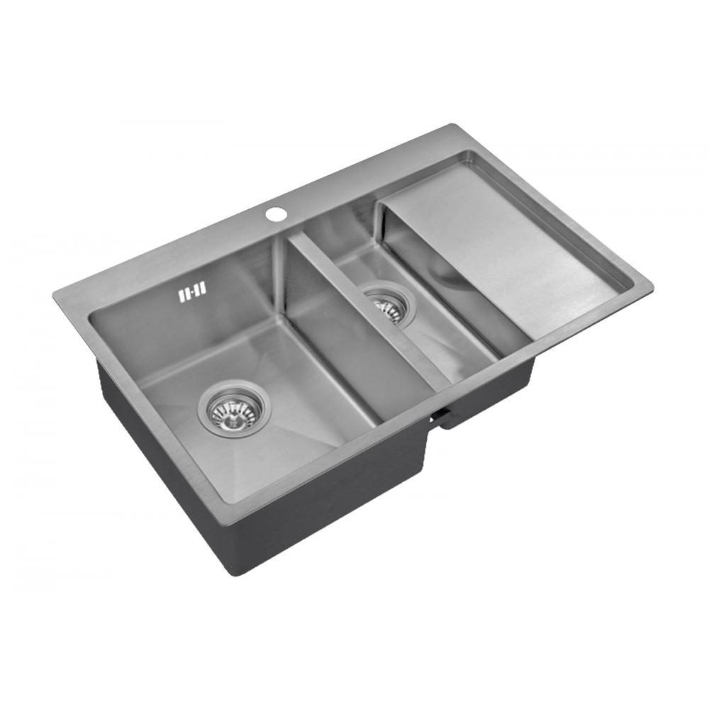 Купить Кухонная мойка zorg r 5178-2-l