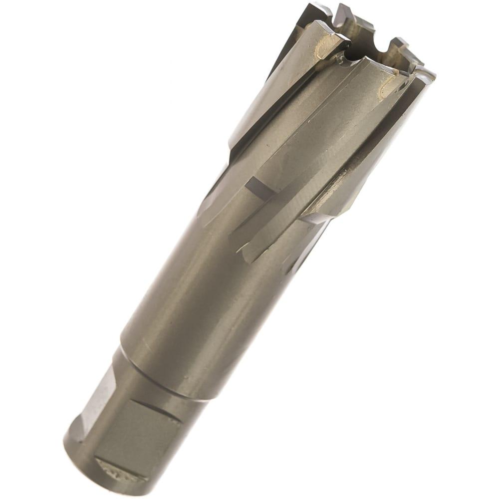 Сверло корончатое tct (25х50 мм; weldon