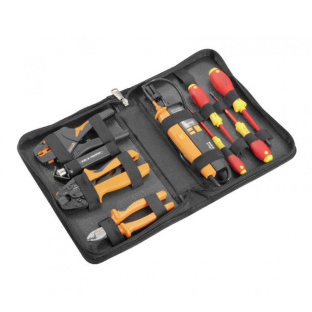 Набор электромонтажного инструмента weidmuller p bag xl set 7 2602170000