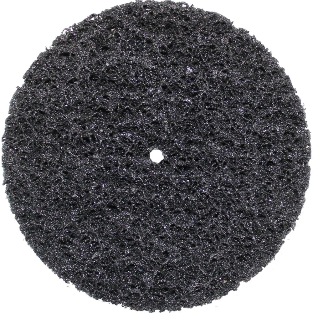 Купить Круг для снятия ржавчины чёрный 150 мм русский мастер рм-91648