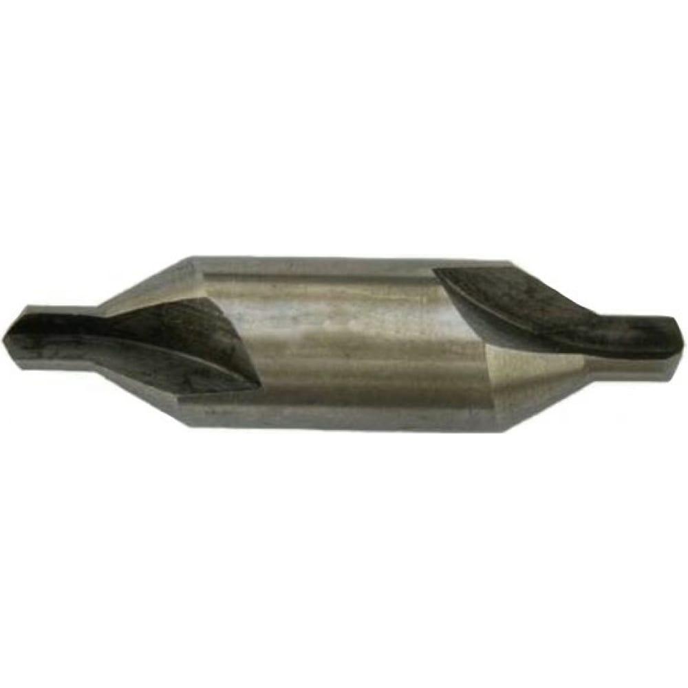 Купить Сверло центровочное (8х21.2х20х 83 мм; тип r; р6м5; гост14952-75) инстулс 00001276297