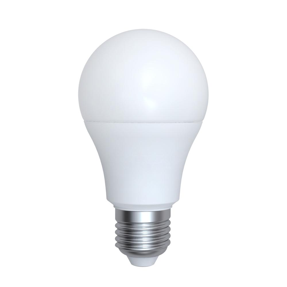 Лампа uniel led-a60-9w/4000k/e27/fr/ra95, plk01wh, светодиодная, матовая ul-00006504