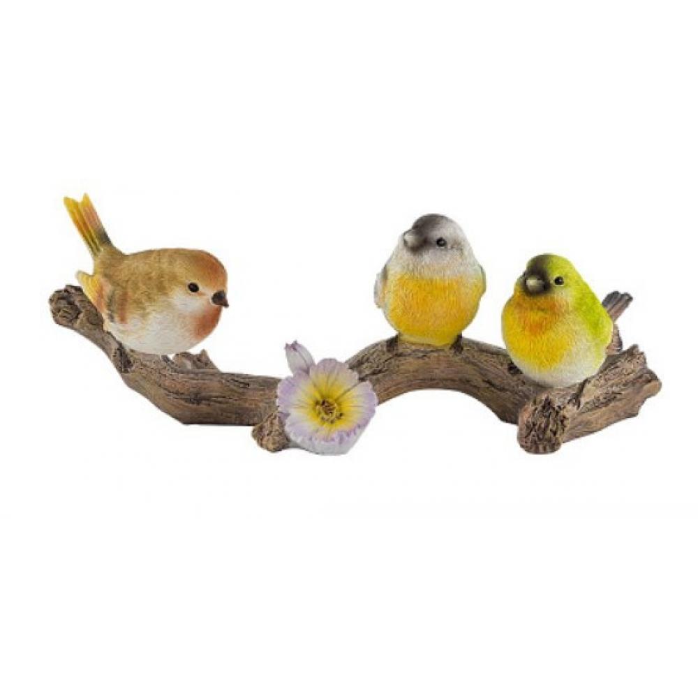 Купить Садовая фигурка park птицы на ветке 169310