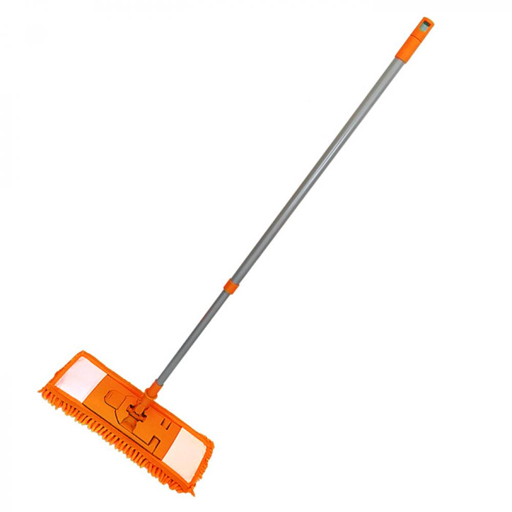 Купить Швабра умничка флеттер, оранжевая kd-8118-o