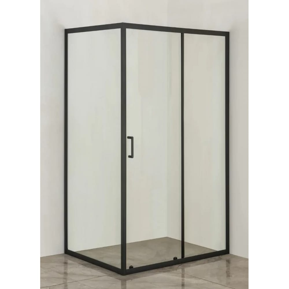 Душевой уголок без поддона orange с раздвижной дверкой e23-12090tb